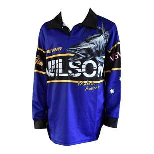 Wilson Kids' Classic Fishing Shirt
