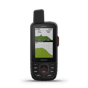 Garmin GPSMAP 66i GPS Handheld and Satellite Communicator