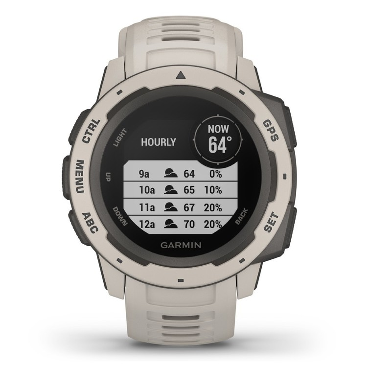 Garmin Instinct Tundra GPS Watch