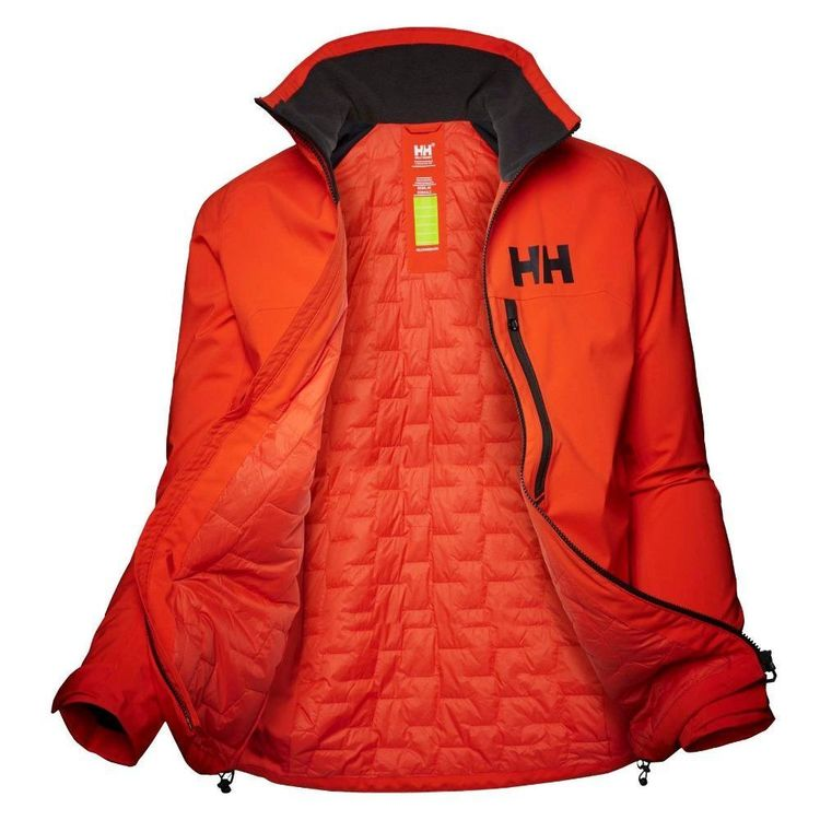 Helly Hansen Men's High Performance Mid Layer Jacket