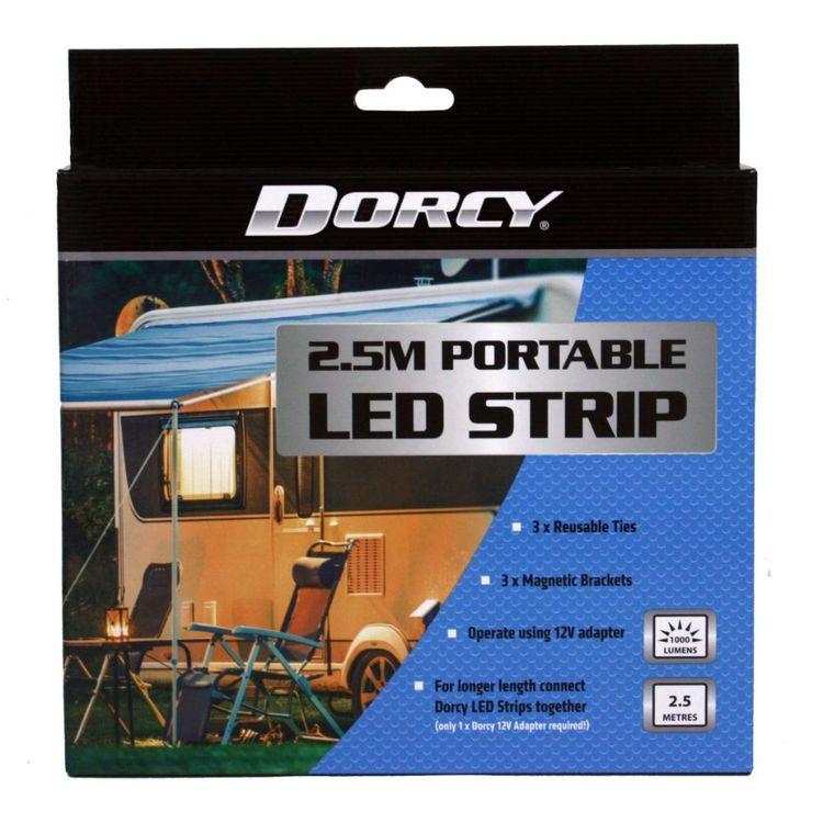 Dorcy 2.5m Portable LED Light Strip