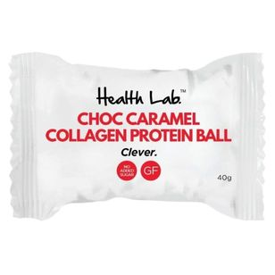 Health Lab Choc Caramel Collagen Protein Ball