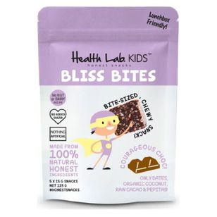 Health Lab Courageous Choc Bliss Bites Pack