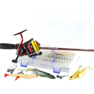 Abu Garcia Redmax 4000 5-8kg 7ft Boxed Spin Combo