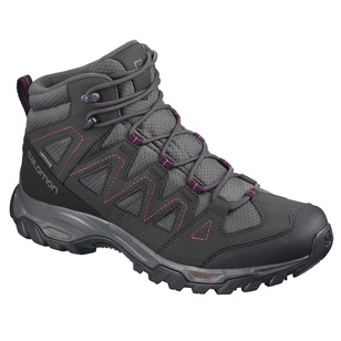 Salomon Lyngen Women's GTX Waterproof Mid Hiking Boots