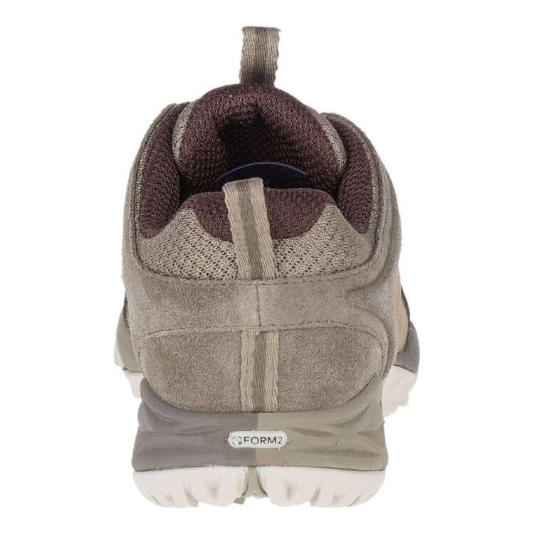 Merrell Women's Siren Traveller Low Hiking Shoes Brindle Earth