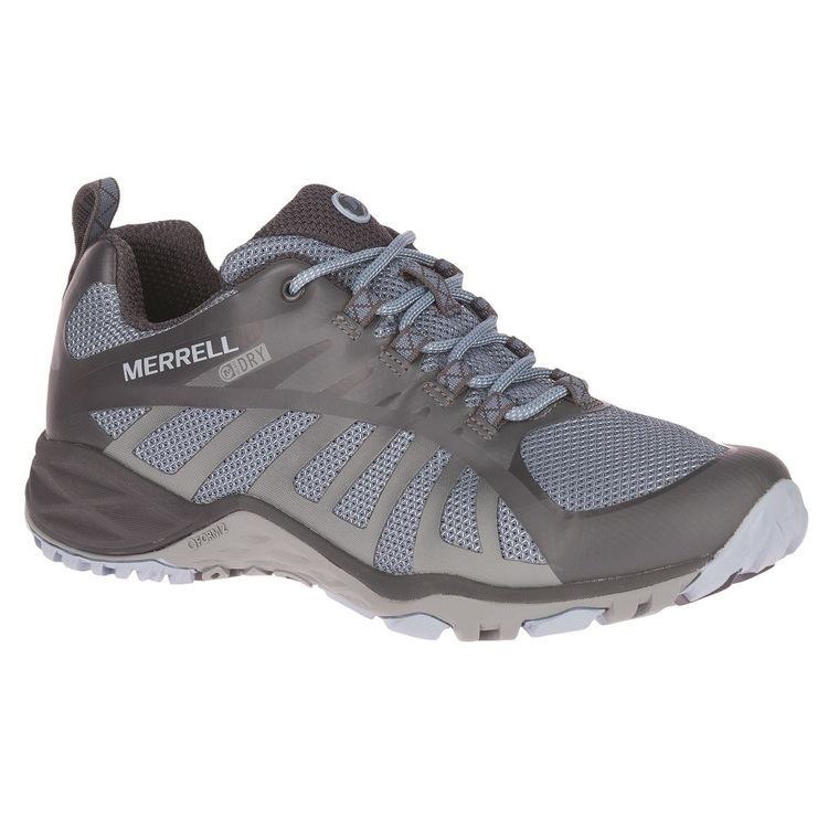 Merrell Siren Edge Q2 Waterproof Women's Low Hiker Bluestone