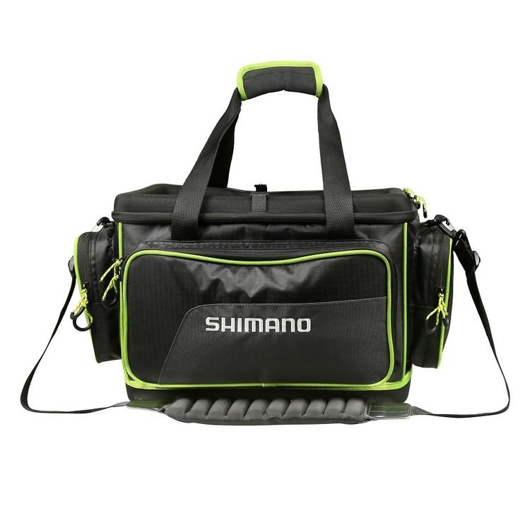 Shimano XL Hardtop Tackle Bag