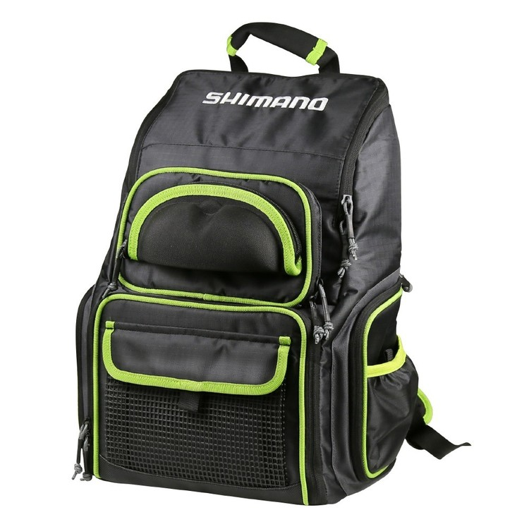 Shimano Soft Backpack with Tackle Trays