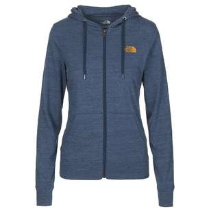 The North Face Women's Tri-Blend Full Zip Hoodie