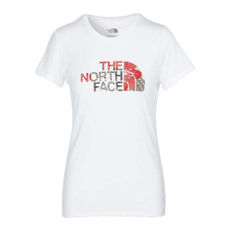 The North Face Women's Half Dome Crew Short Sleeve Tee