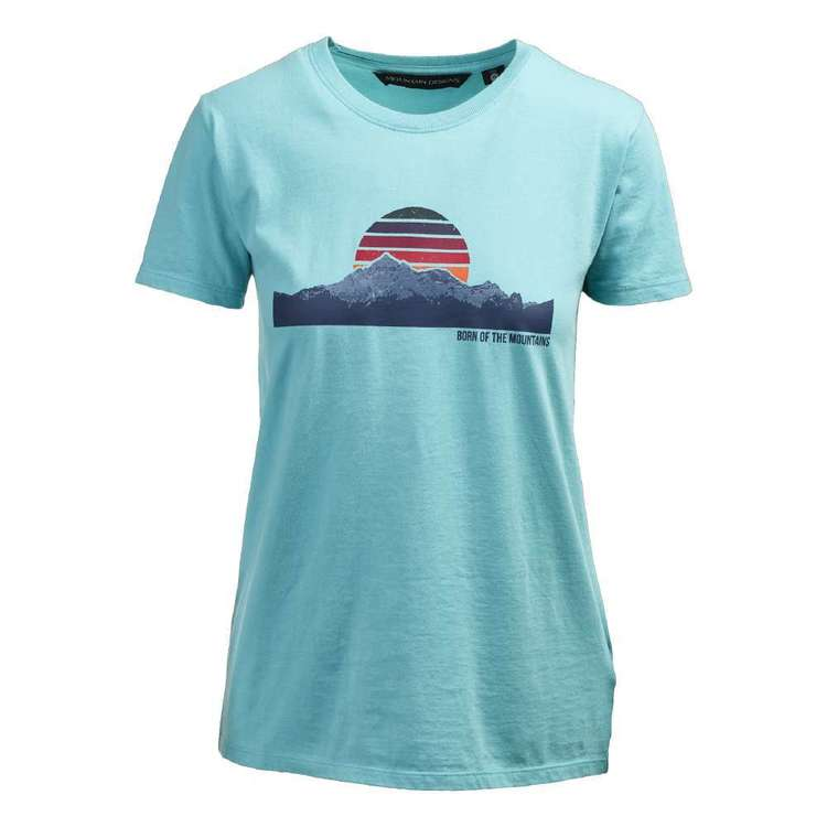 Mountain Designs Women's Heritage Short Sleeve Tee