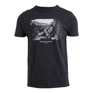 Mountain Design Men's Heritage Short Sleeve Tee