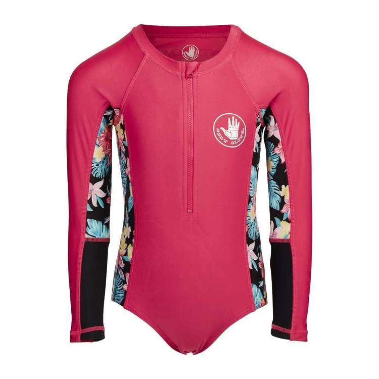 Body Glove Kids' Bora Floral Swim Suit