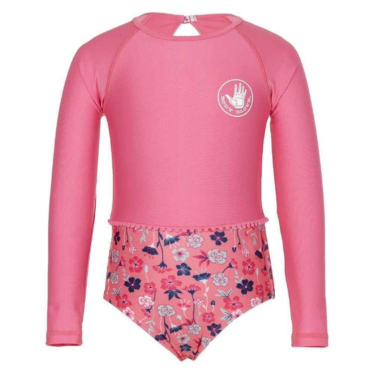 Body Glove Kids' Aruba Ditsy Swim Suit