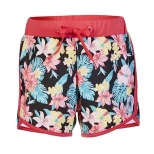 Body Glove Kids' Bora Floral Swim Shorts