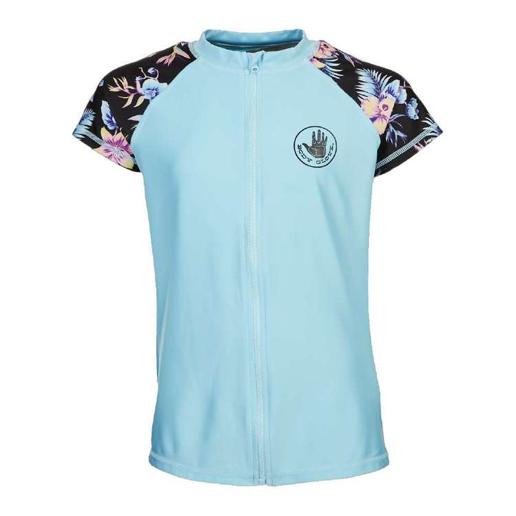 Body Glove Youth Maui Short Sleeve Rash Vest