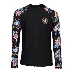 Body Glove Youth Maui Long Sleeve Rash Vest