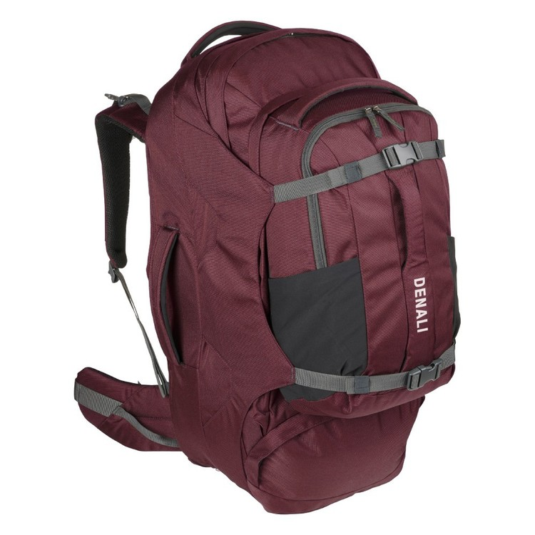 Denali Nomad 65 + 10L Travel Pack