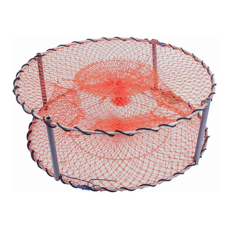 Jarvis Walker Deluxe Heavy Duty Round 4 Entry Crab Pot