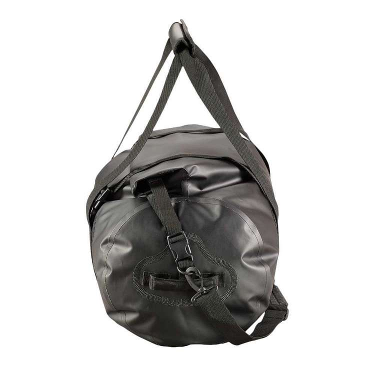 Caribee Expedition Waterproof Duffle Black