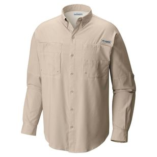 Columbia PFG Tamiami Mens Long Sleeve Shirt