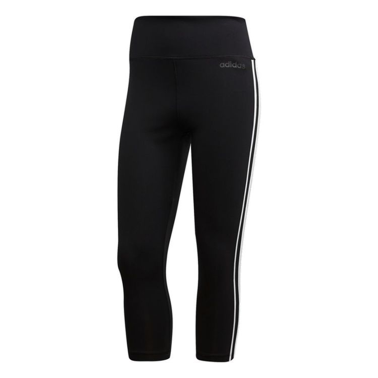 adidas Women's Design 2 Move 3-Stripe Tights