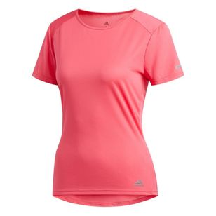 adidas Women's Run It Tee