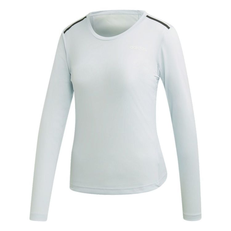 adidas Women's Enhanced Motion Long Sleeve Tee