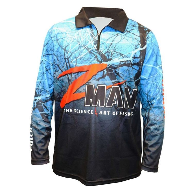 ZMan Adults' Sublimated Tournament Shirt