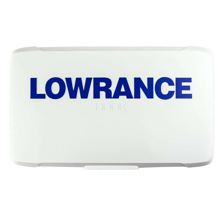 Lowrance Suncover Hook2 9