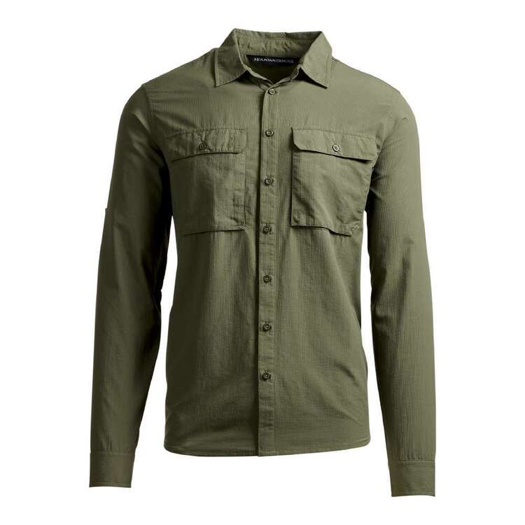 Mountain Designs Men's Ormiston II Long Sleeve Shirt