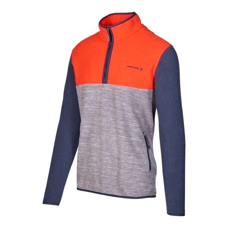 Cederberg Men's Base Fleece Top