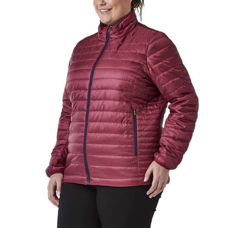 Gondwana Women's Araucaria Puffer Jacket Plus Size