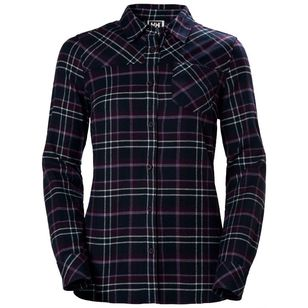 Helly Hansen Women's Classic Check Long Sleeve Shirt