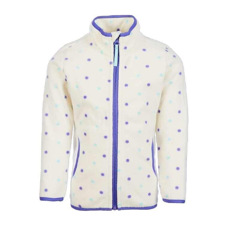 Cape Kids' Spotted Fleece Jacket