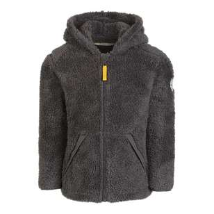 Cape Kid's Hood Sherpa Fleece Top