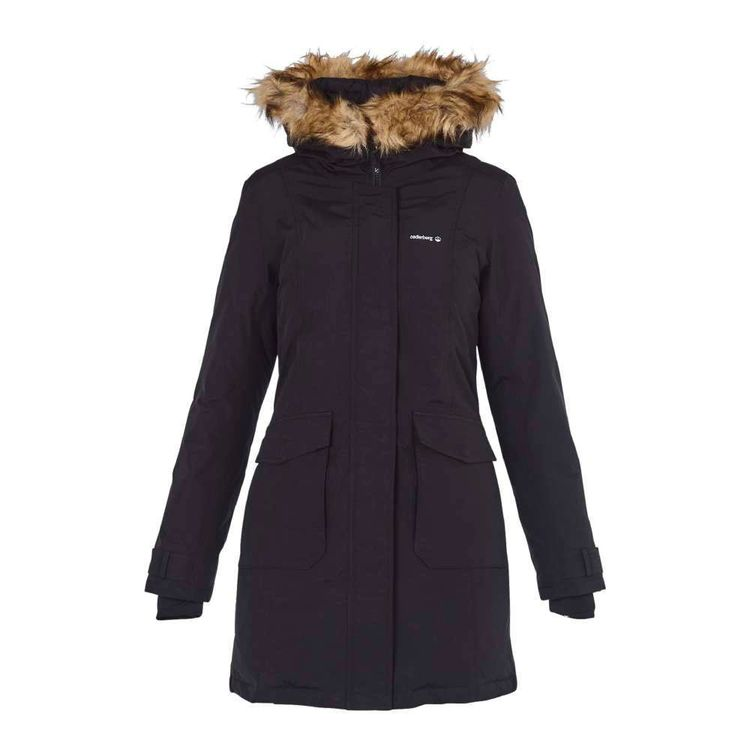 Cederberg Women's Retha Waterproof Long Insulated Jacket