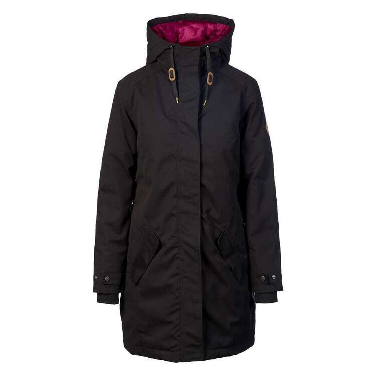 Gondwana Women's Warrimoo Insulated Long Line Jacket