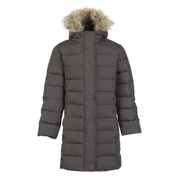 Cape Youth Longline Puffer Jacket