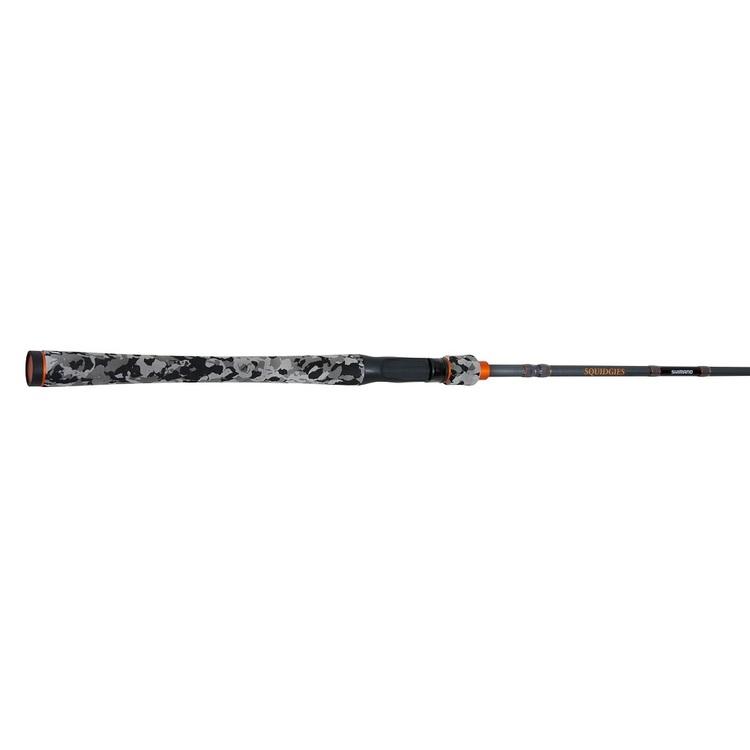 "Shimano Squidgies 5' 7"" 5-8 kg Baitcaster Rod"