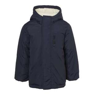 Cape Kids' Sherpa Puffer Jacket