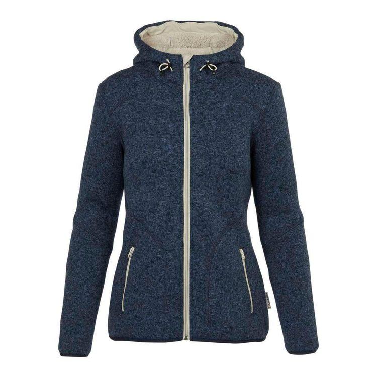 Gondwana Women's Domino Sherpa Lined Fleece Jacket