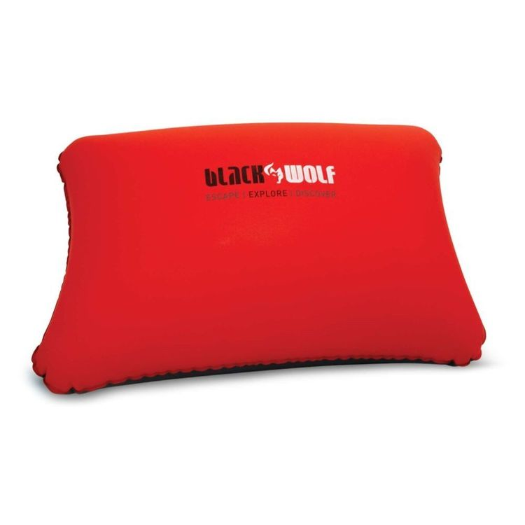 Blackwolf Comfort XL Pillow