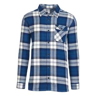 Cape Men's Organic Flannel Shirt