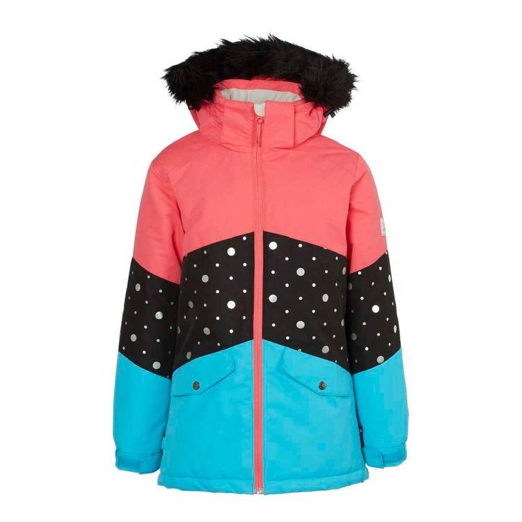 Chute Youth Snowboard Print Jacket