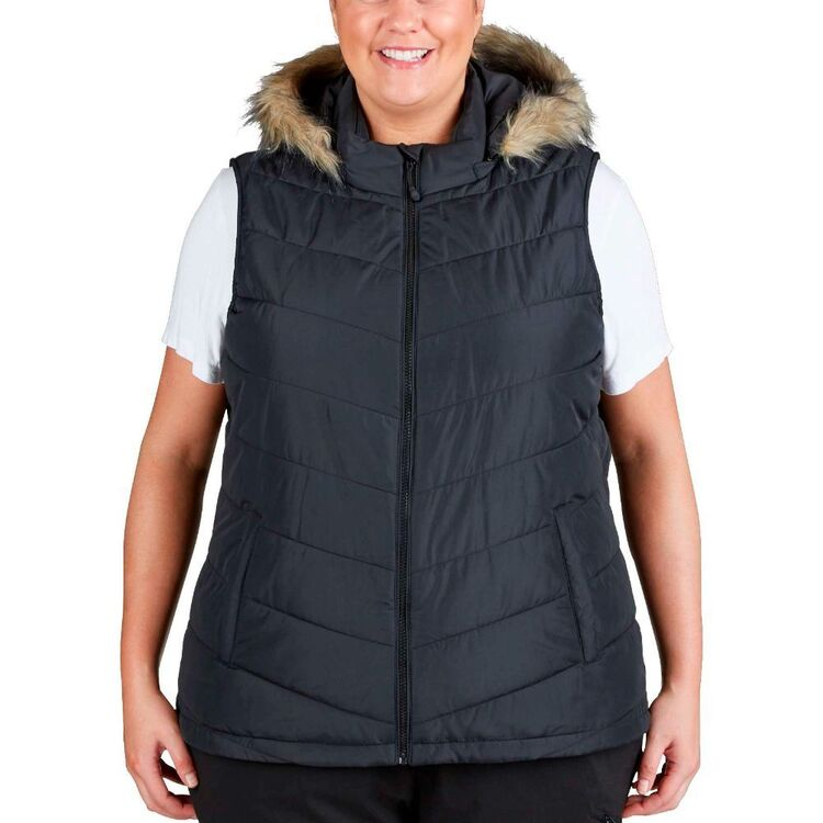 Cape Women's Paige Puffer Vest Plus Size