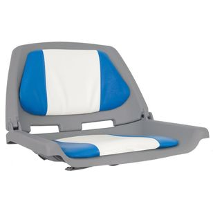 Oceansouth Fishermans Folding Padded Boat Seat
