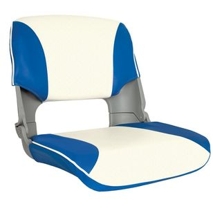 Oceansouth Skipper Folding Upholstered Boat Seat