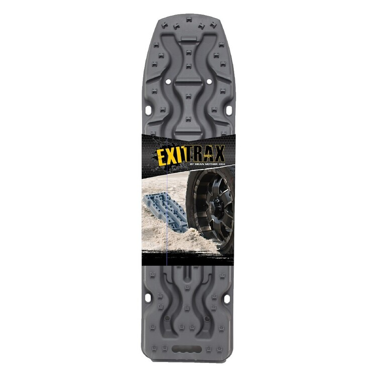 Exitrax Ultimate Recovery Boards Grey
